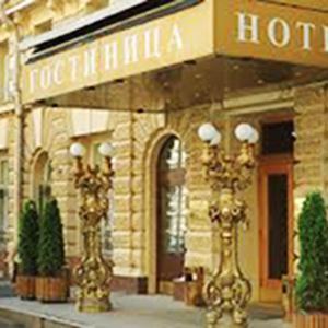 Гостиницы Исетского