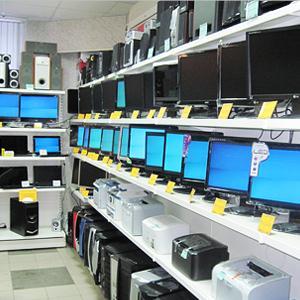 Компьютерные магазины Исетского
