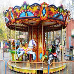 Парки культуры и отдыха Исетского