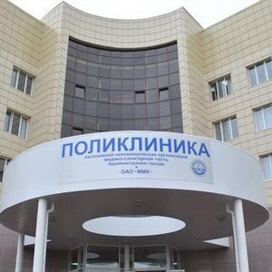 Поликлиники Исетского