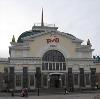 Железнодорожные вокзалы в Исетском