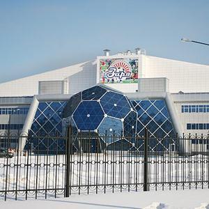 Спортивные комплексы Исетского