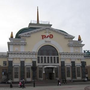 Железнодорожные вокзалы Исетского